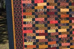 You have to see African Art Quilt