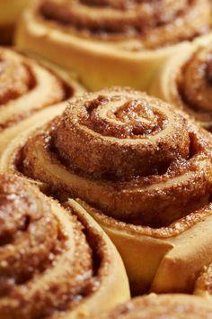 Ninety-Minute Cinnamon Rolls Recipe