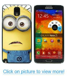 Despicable Me Minion Rush Hard Case Cover for Samsung Galaxy Note 3 N9000
