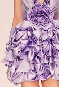 Jenny Packham (via ♥ lilac, lavender…lovely ♥)