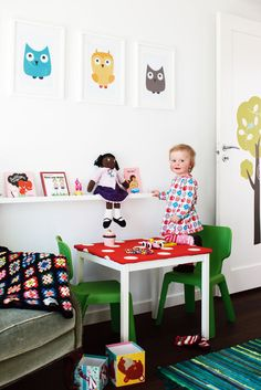 my scandinavian home: Colour pop for your poppits