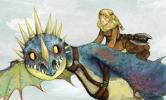 HTTYD - Hunting Trip by Ticcy on deviantART