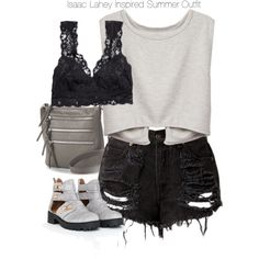 Teen Wolf - Isaac Lahey Inspired Summer Outfit