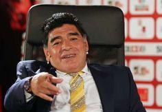 Legenda sepakbola Argentina itu menyebut sang presiden
