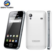 New Samsung Galaxy Ace GT- Black, White Unlocked Android Smartphone Samsung Galaxy S4, Samsung 1, Samsung Grand Prime, Wi Fi, Holster, Bluetooth, Galaxy Ace, Usb, Unlocked Phones