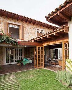 Sao Lourenco Da Serrasp Casas Por Bianka Mugnatto Design De - Interiores-casas-de-campo