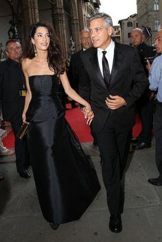 Style icon: Alamuddin Amal Clooney