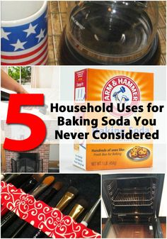 5 Household Uses for Baking Soda You Never Considered
