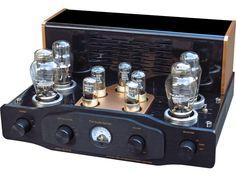 Issu de la série Classique, l'ampli à lampes Pier Audio MS-300 SE a su séduire les mélomanes les plus exigeants, grâce à une conception rigoureuse, et une sonorité enchanteresse. Conçu autour de composants strictement audiophiles, l'ampli à lampes Pier Audio MS-300 SE profite de tout le savoir-faire des ingénieurs de la firme | #PIERAUDIO #MS300SE - #Amplificateur #Receiver