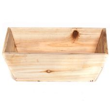 "restaurant supply stores are always cheaper than floral supply stores! Willow Specialties 17-1/4"" x 11"" Rectangular Wood Tray"