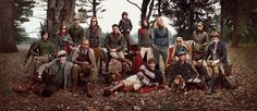 #Hilfigers from Tommy Hilfiger Fall Winter 2012-2013 Ad Campaign