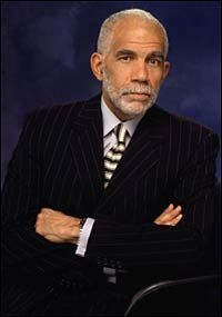 Ed Bradley - Well dressed man and excellent journalist! Loved him... handsome, classy, intelligent...
