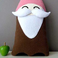 littleoddforest | The Moustachy Gnome