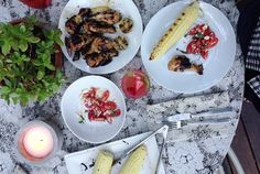 my everyday eats on Pinterest | Corn Tomato Salad, Egg On Toast and ...