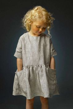 Trendy Baby Clothes Country Style 53 Ideas - - My favorite children's fashion list Little Girl Fashion, Little Girl Dresses, Fashion Kids, Fashion Fashion, Girls Summer Dresses, Vintage Girls Dresses, Baby Dresses, Fashion Black, Fashion Vintage
