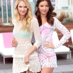 really cute swim suit coverups!