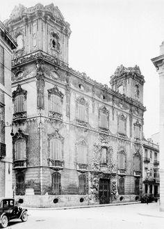 Palacio del Marqués de Dos Aguas (1935)
