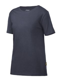 A staple in every working wardrobe is a high-quality t-shirt. This combed cotton shirt has reinforced seems and a printed neck label to prevent itching. Available in four colors and sizes XS-XXL. - Snickers Workwear Artnr. 2516