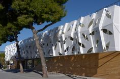 Built by KLab architecture in Kifisia, Greece with date 2013. Images by Panos Kokkinias. Thanopoulos supermarket is at the northern suburbs of Athens and is a family business that owns in the same area two ...