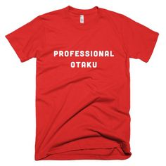 This American Apparel t-shirt is the smoothest and softest t-shirt you'll ever wear. Made of fine jersey, it has a durable, vintage feel. These classic-cut shirts are known for their premium quality,