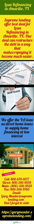 Home Financing, Amarillo Tx, Debt, That Way, Supreme, Finance, Canning, Website, Detail