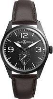 Bell & Ross BRV123-BL-CA/SCA Vintage Carbon Watch - for Men