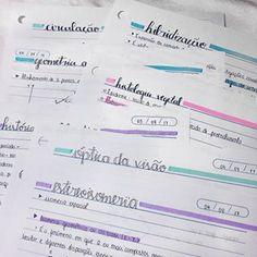 Alguns exemplos das anotações que eu faço em sa... • vestibulas
