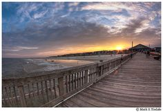 Boardwalk Wide by Mark E Tisdale Photography, via Flickr