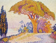 Paul Signac & Pointillism