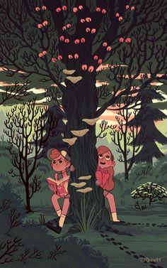 Sara Kipin's Illustration Blog