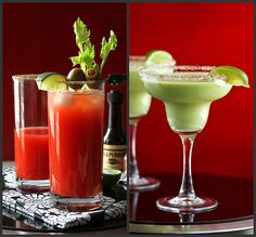 What's Cookin'...Best Blogger Cocktail Recipes...So many great ideas in here! | cookincanuck.com #cocktail #recipe