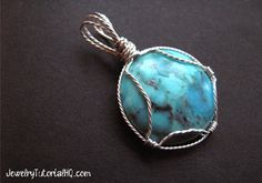 Wire Wrapped Stone Cabochon Setting Tutorial {Video}