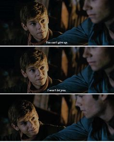 The Scorch Trials - Hope Dylan will get well soon!
