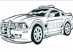 Police Car Coloring Page New Police Car Printable Coloring Image Enjoy Coloring Shopkins Colouring Pages, Cars Coloring Pages, Coloring Pages To Print, Free Printable Coloring Pages, Coloring Pages For Kids, Adult Coloring, Coloring Books, Police Crafts, Police Truck