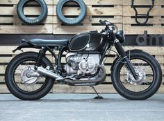 ϟ Hell Kustom ϟ: BMW R75/6 By Desideratum