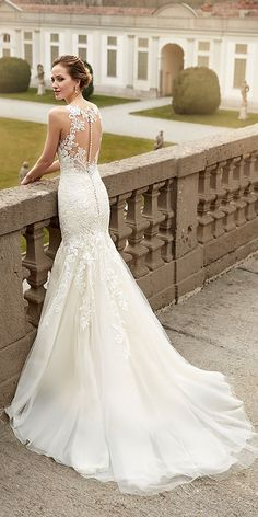 Eddy K Wedding Dresses 20 - Deer Pearl Flowers / http://www.deerpearlflowers.com/wedding-dress-inspiration/eddy-k-wedding-dresses-20/