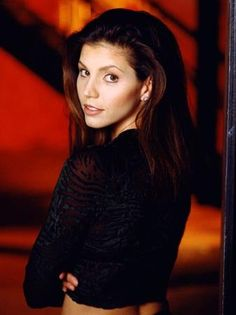 "Charisma Carpenter- Cordelia Chase ""Angel""/Buffy the Vampire Slayer"""