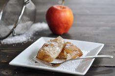 Rice Wrapper Mini Apple Pies