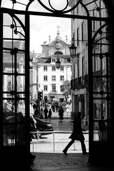 Lisboa. Estação do Rossio
