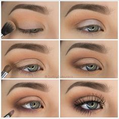 Beautiful pictorial on @sultrysuburbia showing steps of eyeshadow application #vegas_nay