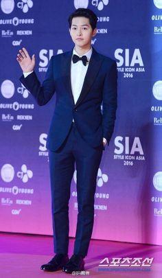 Songjoongki SIA2016