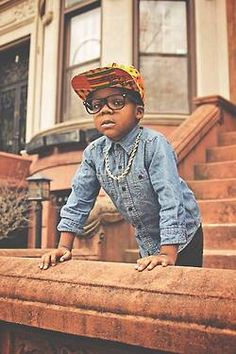 young black kid looking dope on his doorsteps! Beautiful Children, Beautiful Babies, Beautiful People, Young Black, Black Kids, Black Man, Jamel Shabazz, 212 Man, King Photo