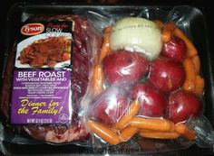 Easy Dinner with Tyson® Beef Chuck Roast Meal Kit http://www.lifeofasouthernmom.com/easy-dinner-tyson-beef-chuck-roast-meal-kit.html
