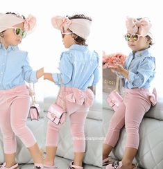 To place order DM us or whatsapp on 6394837380 Toddler Girl Outfits, Toddler Fashion, Kids Fashion, Cute Little Girls, Cute Baby Girl, Baby Boy, Outfits Niños, Kids Outfits, Little Girl Fashion