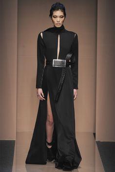 Sfilata Gianfranco Ferré Milano - Collezioni Autunno Inverno 2013-14 - Vogue