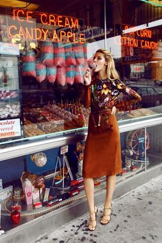 Coney Island Girl Elle Czech December 2012 Editorial Photographer: Branislav Simoncik Model: ...