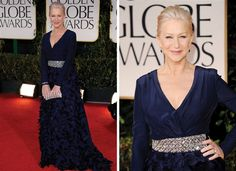 Vote for the best Golden Globes red carpet look here! #helen