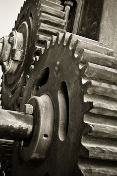 Turning cogs are a metaphor for life. http://sircomachinery.com/CNC-verricals-horizontals-lathes-rotaries-sirco.html