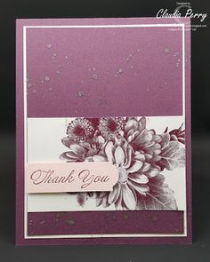 Stamping in Columbus, GA: Stampin' Up! Heartfelt Blooms 2018 sale-a-bration