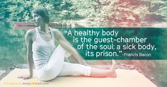 Living a wellness lifestyle requires you to be a proactive agent for your body. You need to treat it well and not wait until you hurt before you decide to take care of it.